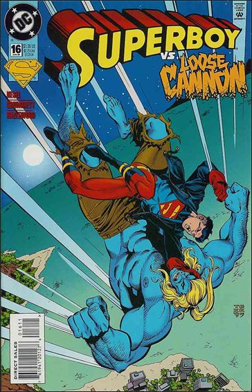 Superboy (1994) 16-A by DC