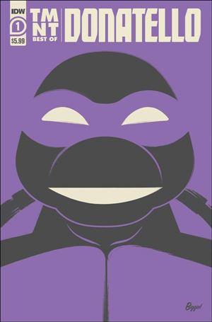 TMNT: Best of Donatello 1-A