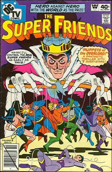Super Friends (1976) 25-B by DC