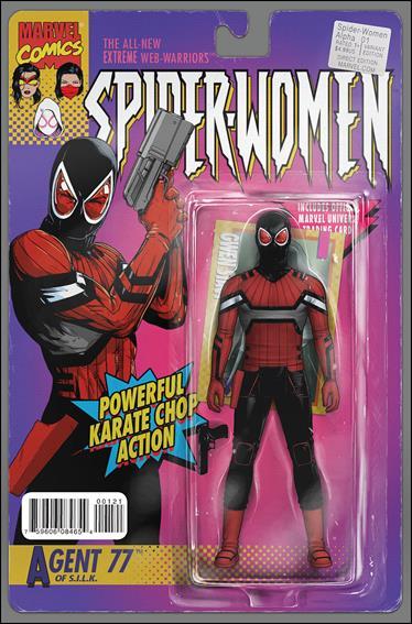 Spider-Women Alpha 1-C by Marvel