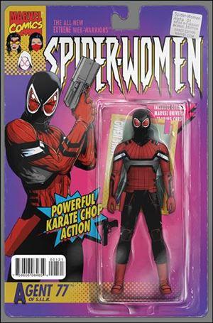 Spider-Women Alpha 1-C
