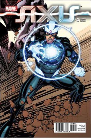 Avengers & X-Men: AXIS 3-B