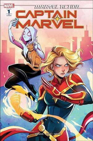 Marvel Action: Captain Marvel (2021) 1-B