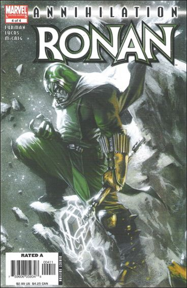 Annihilation: Ronan 4-A by Marvel