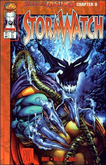 StormWatch (1993) 22-A by Image