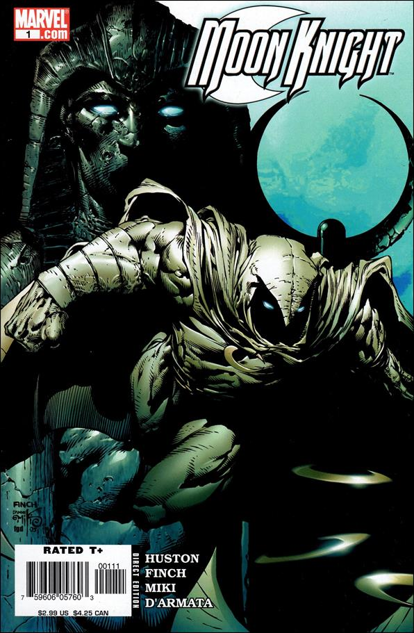 Moon Knight (2006) 1-A by Marvel
