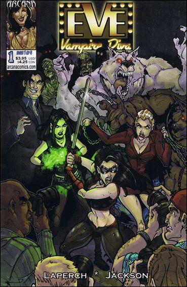 Eve: Vampire Diva 1-A by Arcana