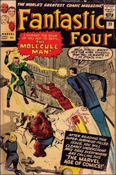 Fantastic Four (1961) 20-B by Marvel
