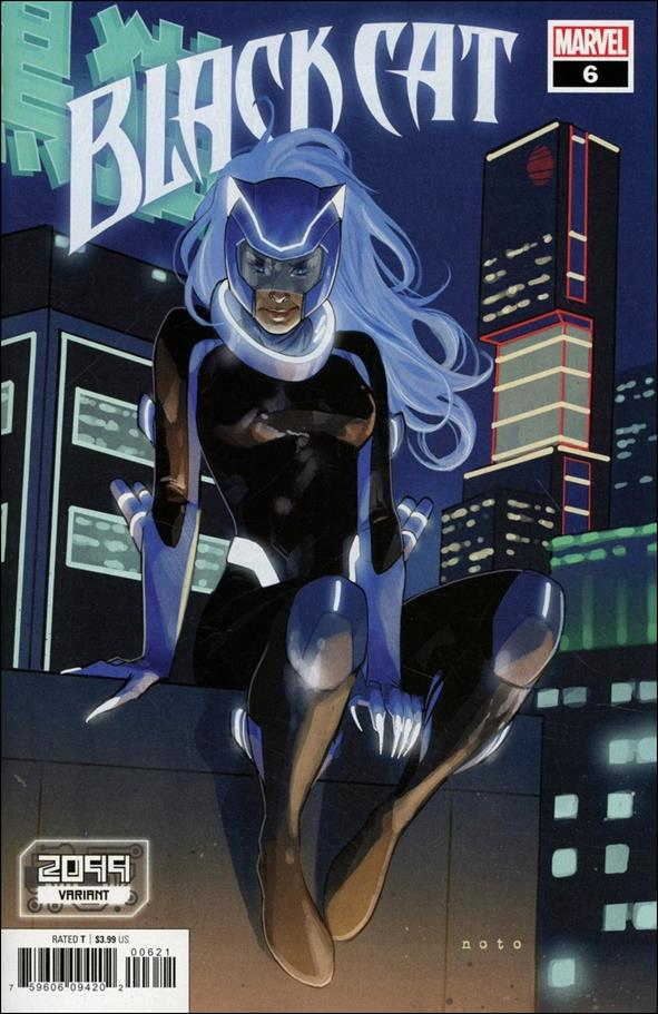 Black Cat 6-B by Marvel