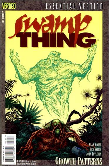 Essential Vertigo: Swamp Thing 18-A by Vertigo