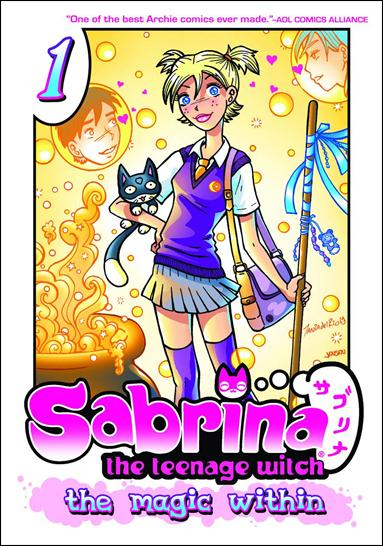 Sabrina the Teenage Witch: The Magic Within 1-A by Archie