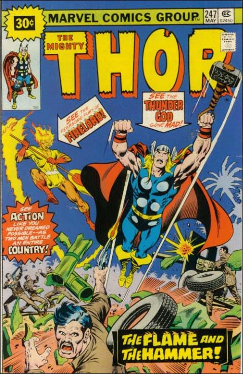 Thor (1966) 247-B by Marvel