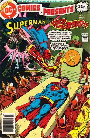 DC Comics Presents (1978) 7-B