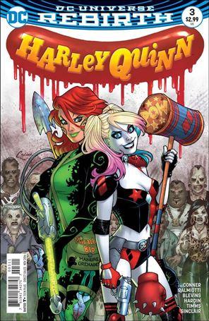 Harley Quinn (2016) 3-A