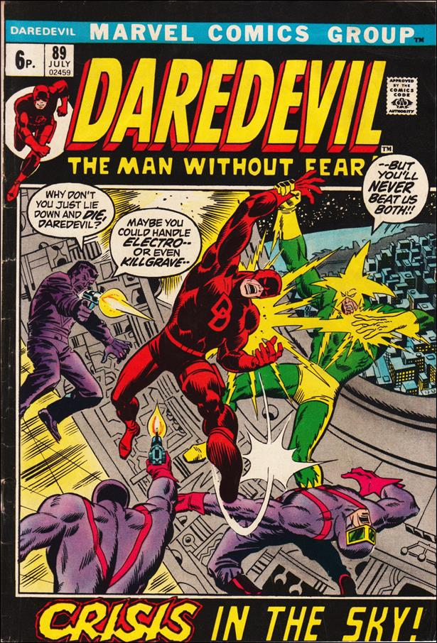 Daredevil (1964) 89-B by Marvel