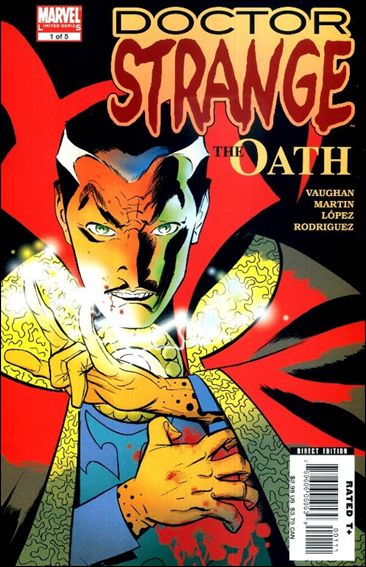 Doctor Strange: The Oath 1-A by Marvel
