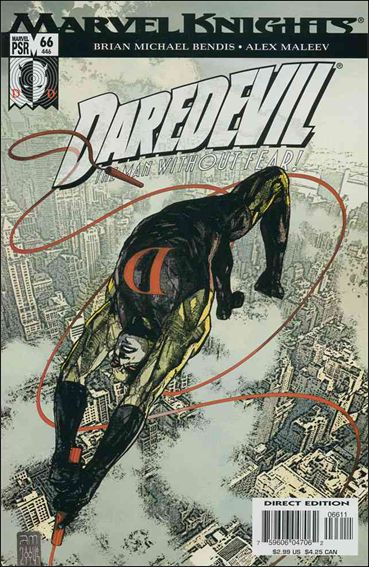 Daredevil (1998) 66-A by Marvel