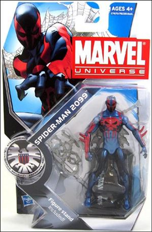 Marvel Universe (Series 3) Spider-Man 2099