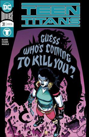 Teen Titans (2016) 31-A