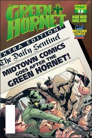 Green Hornet (2013) 1-F by Dynamite Entertainment