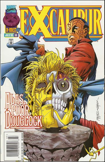 Excalibur (1988) 99-B by Marvel