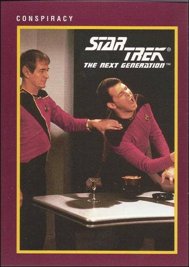 Star Trek 25th Anniversary: Series 1 (Base Set) 36-A by Impel