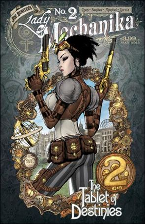 Lady Mechanika: The Tablet of Destinies 2-A