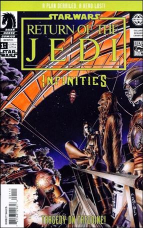 Star Wars: Infinities - Return of the Jedi 1-A