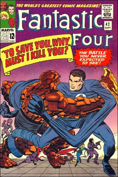 Fantastic Four (1961) 42-A by Marvel