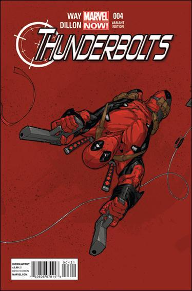 Thunderbolts (2013) 4-B by Marvel