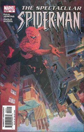 Spectacular Spider-Man (2003) 14-A