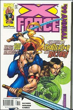 X-Force Annual '99-A by Marvel