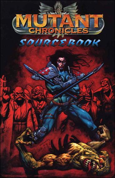 Mutant Chronicles Sourcebook 1-A by Armada