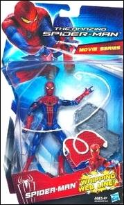 "Amazing Spider-Man (6"" Figures)  Spider-Man - Whipping Web Line (Movie Series) by Hasbro"