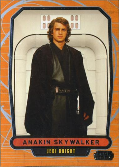 Star Wars Galactic Files (Base Set) 66-A by Topps
