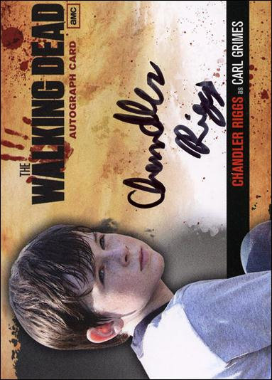Walking Dead (Autograph Subset) A8-A by Cryptozoic Entertainment