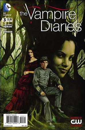 Vampire Diaries 3-A