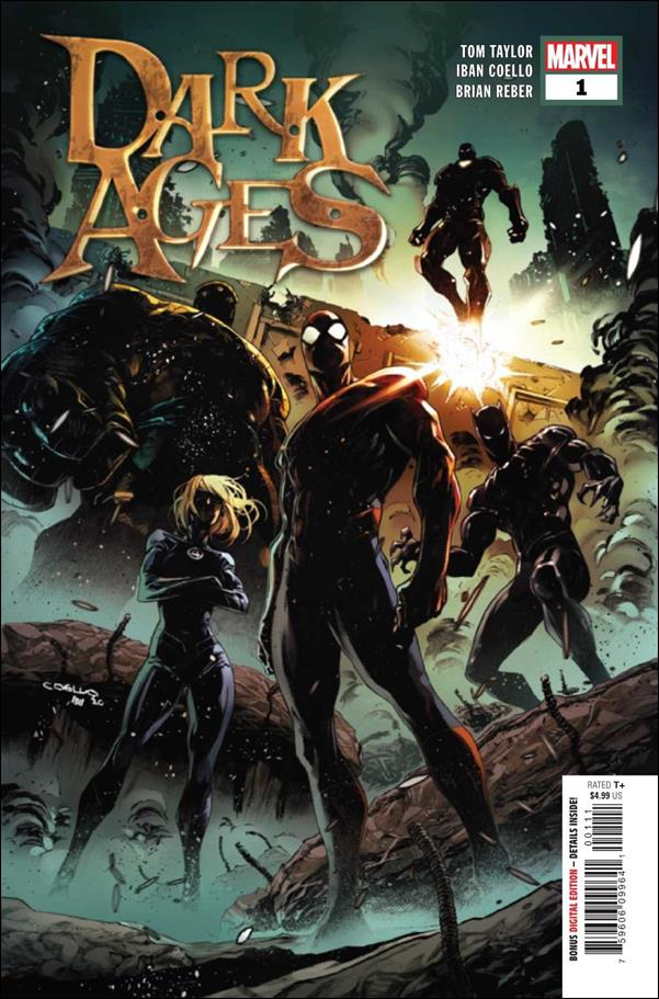 Dark Ages (2021) 1-A by Marvel
