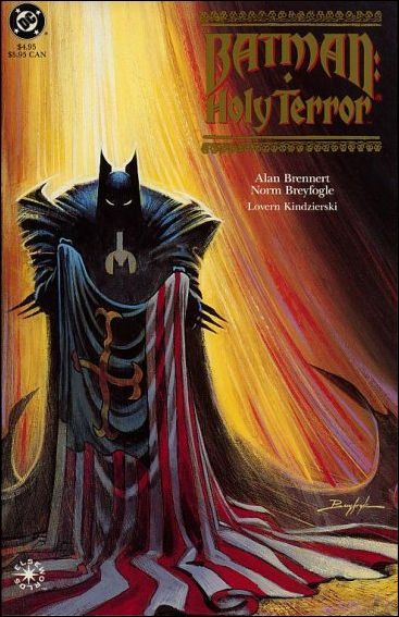 Batman: Holy Terror 1-A by DC