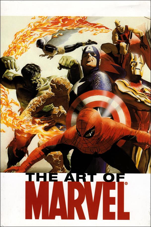 Art of Marvel 1-A by Marvel