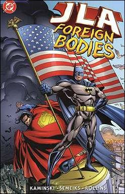 JLA: Foreign Bodies nn-A by DC