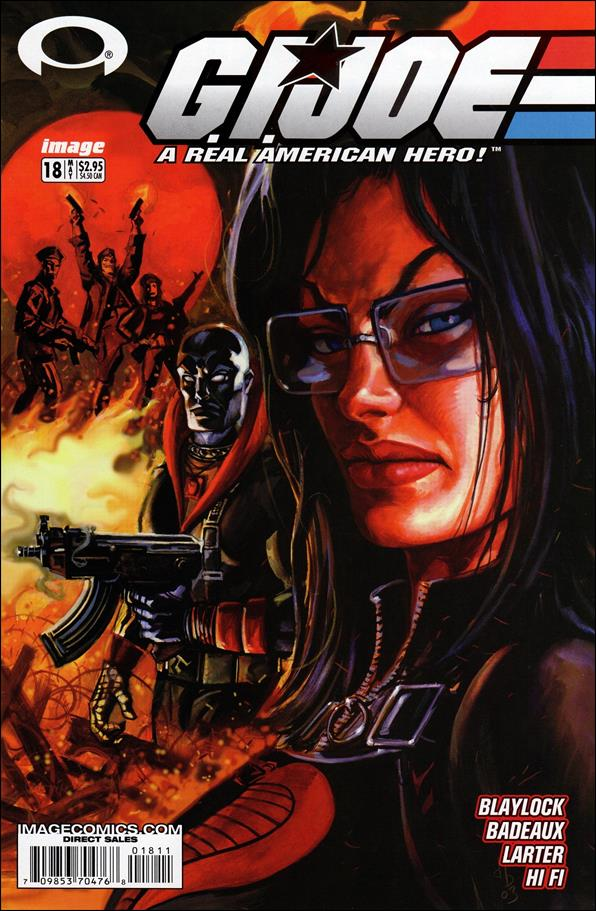 G.I. Joe (2001) 18-A by Devil's Due