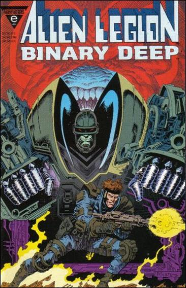 Alien Legion: Binary Deep 1-A by Epic