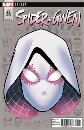 Spider-Gwen (2015/12) 25-E