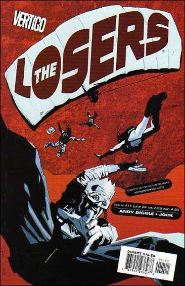 Losers 11-A by Vertigo
