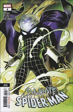 Symbiote Spider-Man 4-D