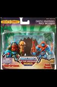 Masters of the Universe Minis Man-at-Arms and Faker He-Man