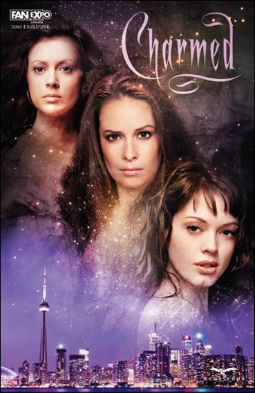 Charmed (2010) 2-C by Zenescope Entertainment