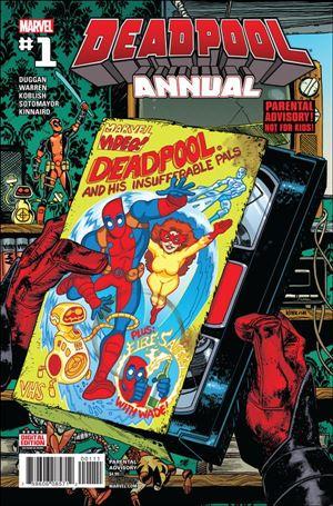 Deadpool Annual (2016) 1-A