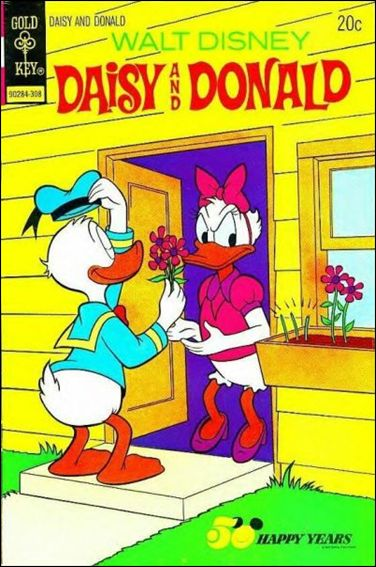 Daisy and Donald 2-A by Gold Key